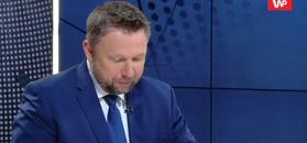 Kierwiński o słowach Witek: porażający bełkot
