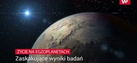 Życie na egzoplanetach. Zaskakujące wyniki badań
