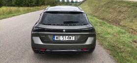 Czy Peugeot 508 SW jest praktyczny?