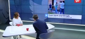 Magdalena Ogórek żartuje z Borysa Budki. Reakcja Małgorzaty Kidawy-Błońskiej