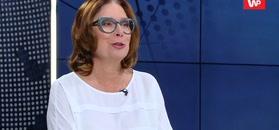 Atak na Krzysztofa Brejzę w TVP. Małgorzata-Kidawa Błońska komentuje